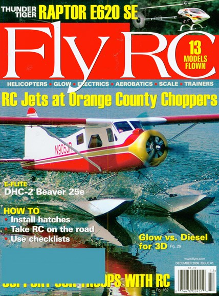 Fly RC Cover - 12/1/2008