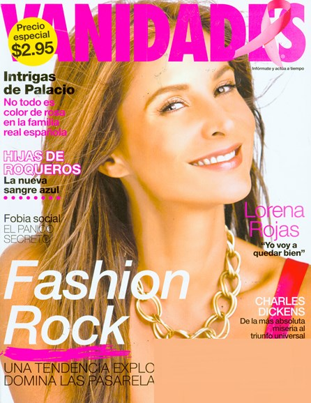 Vanidades Cover - 10/7/2008