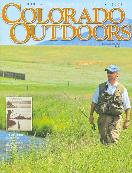 Colorado Outdoors Cover - 7/1/2008