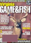 Virginia Game & Fish | 11/1/2008 Cover