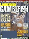 Louisiana Game & Fish | 11/1/2008 Cover