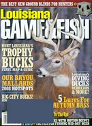Louisiana Game & Fish 11/1/2008