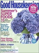 Good Housekeeping Magazine 8/1/2008