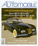 Collectible Automobile Magazine 12/1/2008