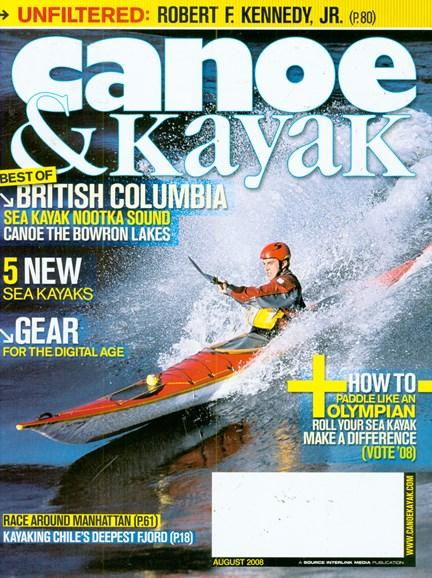 Canoe & Kayak Cover - 8/1/2008