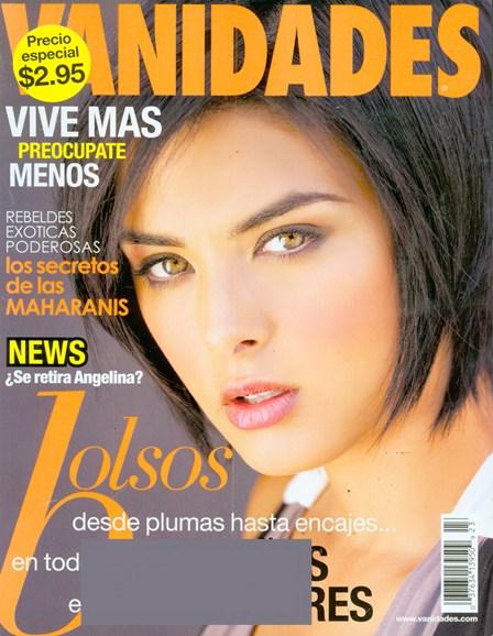 Vanidades Cover - 11/4/2008
