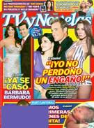 Tv Y Novelas Magazine 10/1/2008