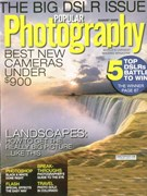 Popular Photography Magazine 8/1/2008