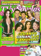 Tv Y Novelas Magazine 11/1/2008