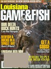 Louisiana Game & Fish | 12/1/2008 Cover