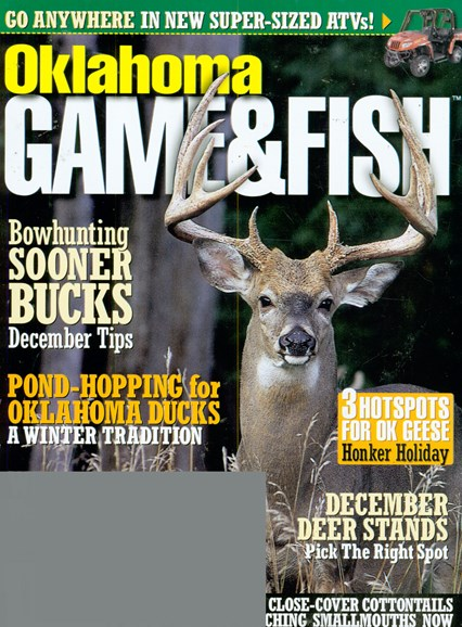 Oklahoma Game & Fish Cover - 12/1/2008