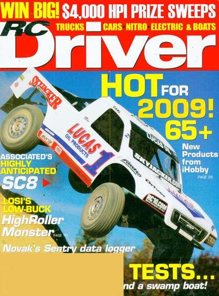 RC Driver Cover - 1/1/2009