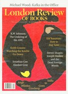 London Review Of Books 11/20/2008