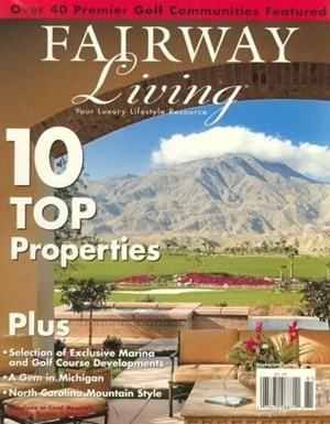 Fairway Living | 12/2/2008 Cover