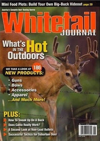 Whitetail Journal Cover - 12/2/2008