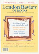 London Review Of Books 12/4/2008