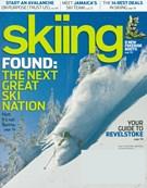 Skiing 1/1/2009