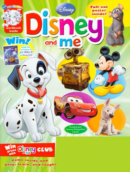 Disney Junior Cover - 1/1/2009