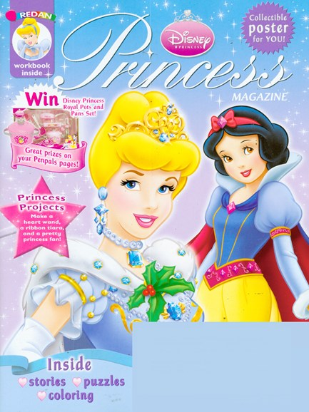 Disney Princess Cover - 1/1/2009
