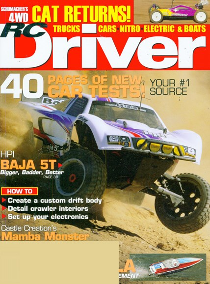 RC Driver Cover - 2/1/2009