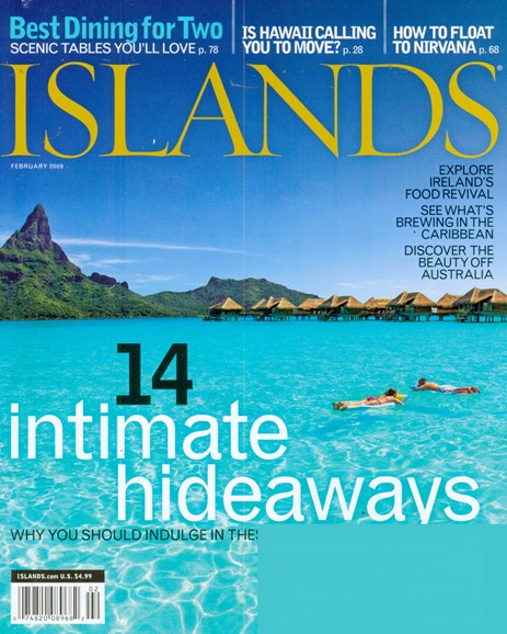 Islands Cover - 2/1/2009