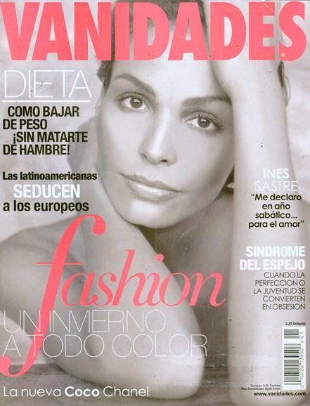 Vanidades Cover - 1/1/2009