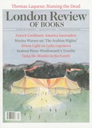 London Review Of Books 12/1/2008