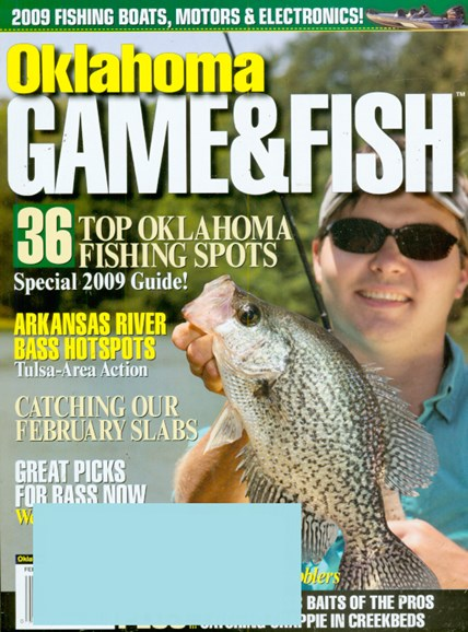 Oklahoma Game & Fish Cover - 2/1/2009