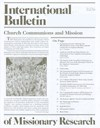 International Bulletin Of Missionary Research | 1/1/2009 Cover