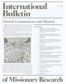 International Bulletin Of Missionary Research 1/1/2009