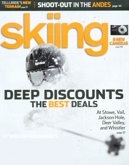 Skiing Cover - 2/1/2009