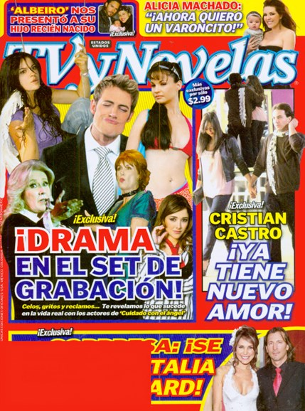 Tv Y Novelas Cover - 2/3/2009