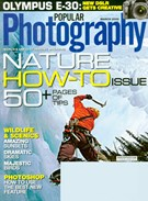 Popular Photography Magazine 3/1/2009