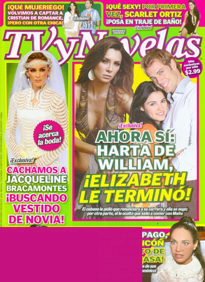 Tv Y Novelas Cover - 2/1/2009
