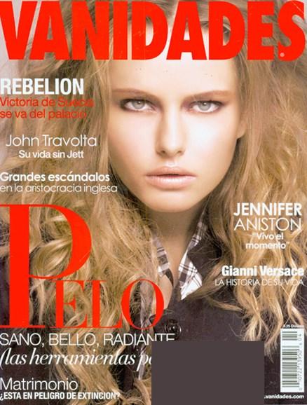 Vanidades Cover - 3/1/2009