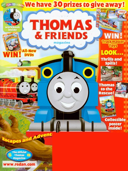 Thomas & Friends Cover - 3/1/2009