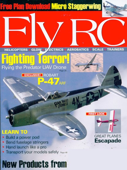 Fly RC Cover - 5/1/2009