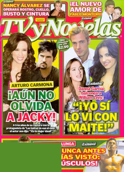 Tv Y Novelas Cover - 3/1/2009