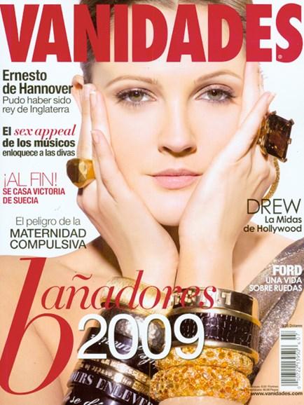 Vanidades Cover - 3/24/2009