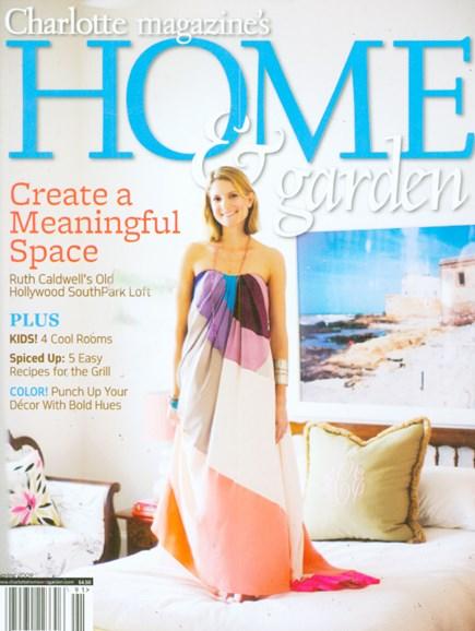 Charlotte Home & Garden Cover - 3/1/2009