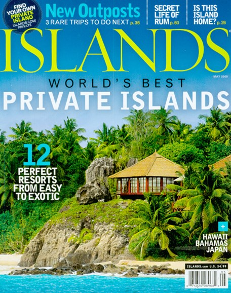 Islands Cover - 5/1/2009
