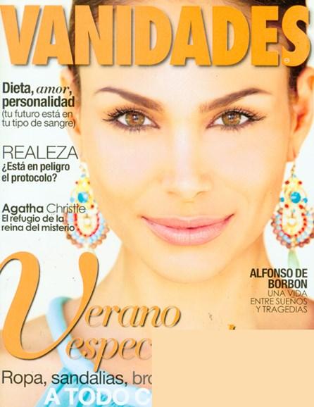 Vanidades Cover - 4/7/2009