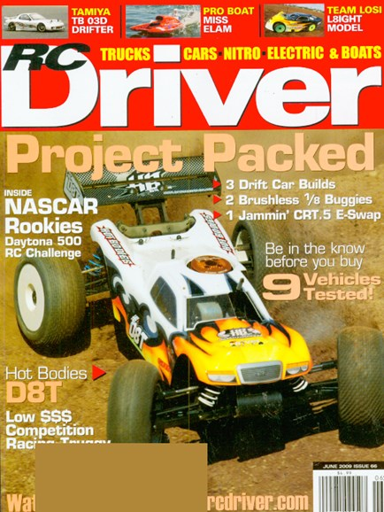 RC Driver Cover - 6/1/2009