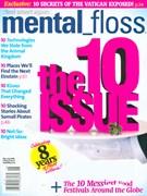 Mental Floss Magazine 5/1/2009