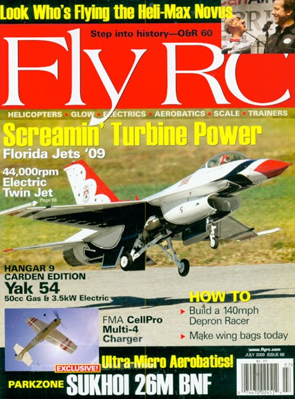 Fly RC Cover - 7/1/2009