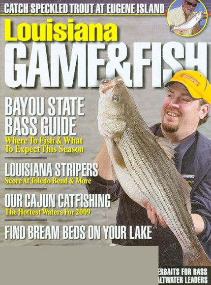 Louisiana Game & Fish Cover - 5/1/2009