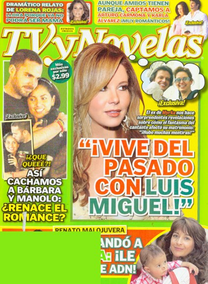 Tv Y Novelas Cover - 5/5/2009
