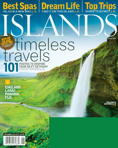 Islands Cover - 6/1/2009