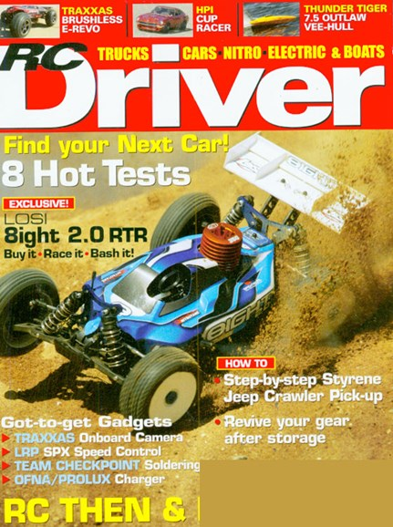 RC Driver Cover - 7/1/2009