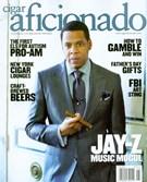 Cigar Aficionado Magazine 6/1/2009